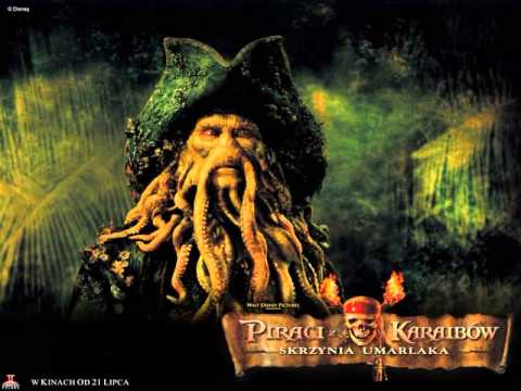 Hans Zimmer — He's a Pirate (Tiesto Remix).  The film pirates of the Caribbean.