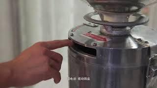 두부 두유 제조기 전기 맷돌 기계 가정용 상업용