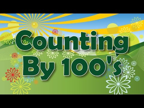 Learning to Count  Counting  100s  Brain Breaks  Kids Songs  Jack Hartmann