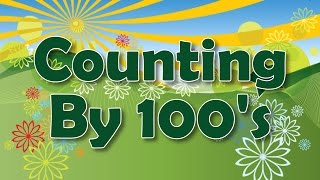 Learning to Count   Counting By 100's   Brain Breaks   Kid's Songs   Jack Hartmann