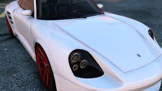 GTA 5 Custom Car Build : PFISTER COMET / PORSCHE 911 GT3 (Next Gen / Xbox One)