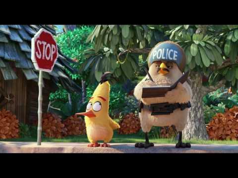 Мультик Энгри Бердс в кино (2016) смотреть онлайн бесплатно