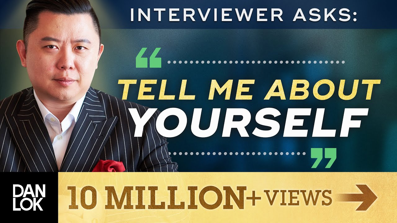 Download Tell Me About Yourself - A Good Answer To This Interview Question
