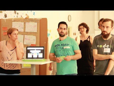RefugeesWork.com workshop Berlin 2016