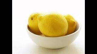 How lemon juice lowers cholesterol?