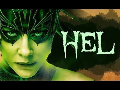 Hel - Norse Goddess of the Dead