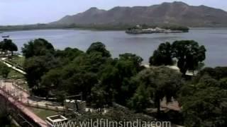 Taj Lake Palace - Stunning hotel situated amidst lake Pichola, Udaipur