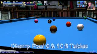Virtual Pool 4 Online Trailer