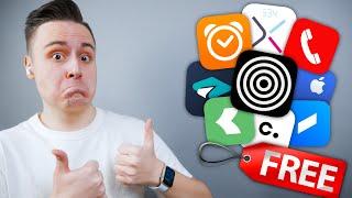 Это —САМЫЕ КРУТЫЕ приложения на iPhone... БЕСПЛАТНО! + ССЫЛКИ
