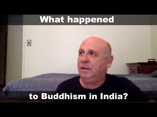 H.D.Goswami😎Nectar: What happened to Buddhism in India?