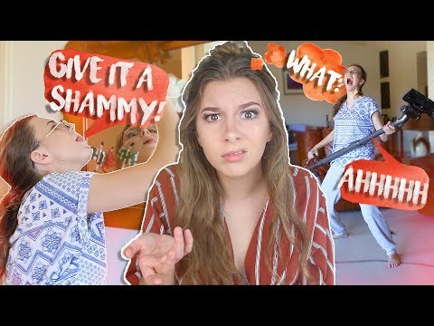 GIVE IT A SHAMMY - Mum in CLEANING MODE || Georgia Productions