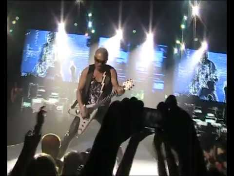Scorpions - Bratislava 2011 (Sting in the Tail + Make It Real + Bad Boys Running Wild)