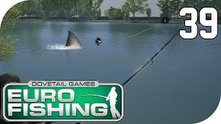EURO FISHING COOP #39 - Weißer Hai? :D Kevins erster Boss! || Let's Play Euro Fishing || German