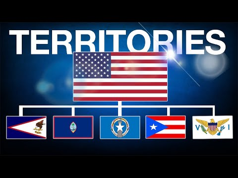 TERRITORIES of the