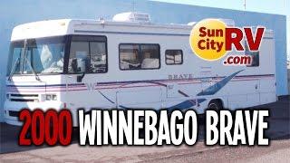 Winnebago Brave RV For Sale 2000 | Sun City RV | Phoenix