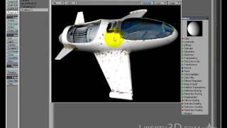 Creating rust in LightWave using ee_GritNode