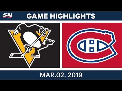 nhl-highlights-|-penguins-vs.-canadiens-–-mar-2,-2019