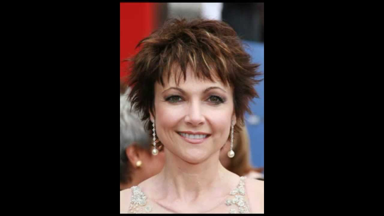 Pixie Haircuts for Women Over 50 - YouTube