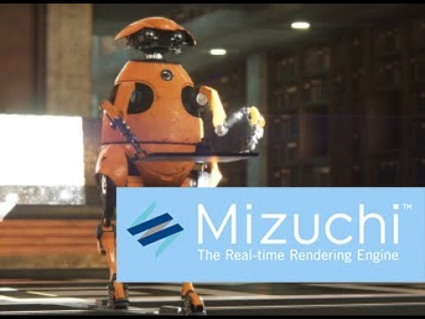 Silicon Studio presenta Mizuchi en la Game Developers Conference 2015