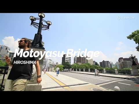 Motoyasu Bridge, Hiroshima | Japan Travel Guide