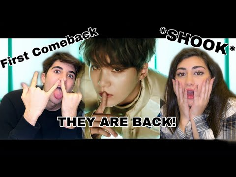Reacting to BTS MAP OF THE SOUL : 7 'Interlude : Shadow' Comeback Trailer