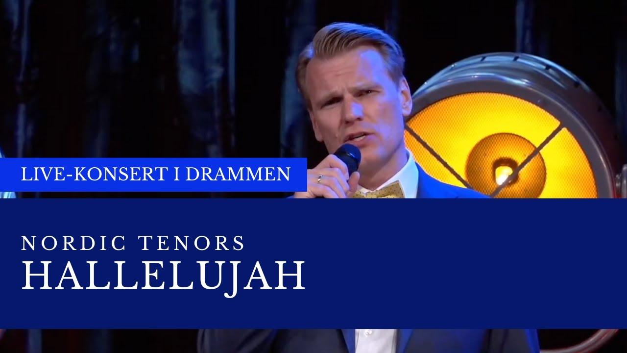 Nordic Tenors // Hallelujah