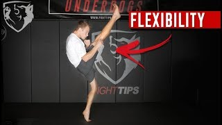 My Daily Stretching Routine for High Kick Flexibility
