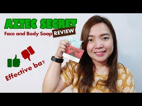 aztec-secret-face-&-body-soap-i-unboxing-&-review