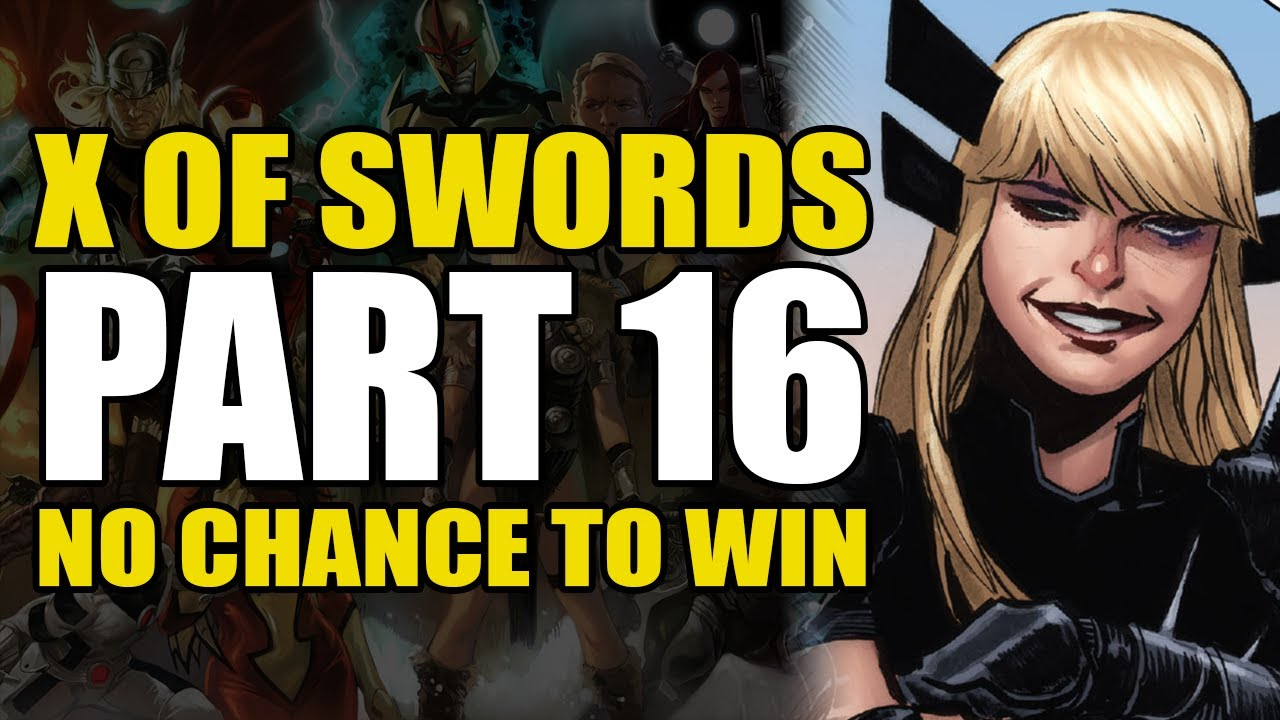 No Chance to Win: X-Force/X of Swords Part 16 | Comics Explained