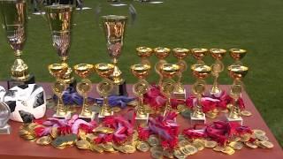 CZ23-FC Yellow-Turniej Oranje Cup 2018 w Koninie-Dekoracja i Zakończenie 1/2