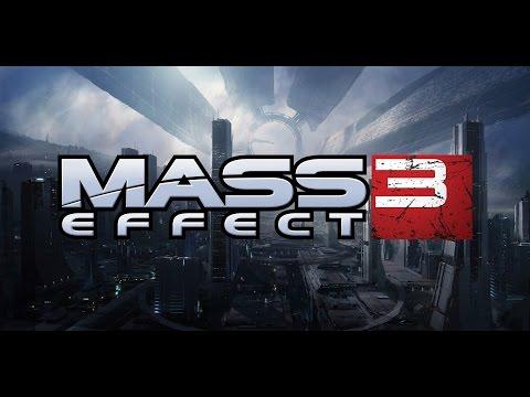 Mass Effect 3 Hard at Work Doing Nothing Dreamscene Video Wallpaper