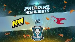 Paladins Highlights: NAVI vs Mousesports @ Premiere League Fall Split 2018