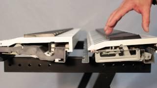 Kurzweil MP Series Fatar Piano Action