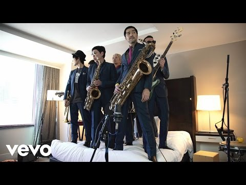 Tokyo Ska Paradise Orchestra - Full Episode on Room Service