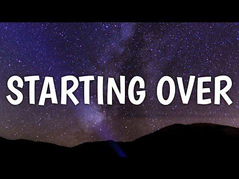 Chris Stapleton - Starting Over (Lyrics)