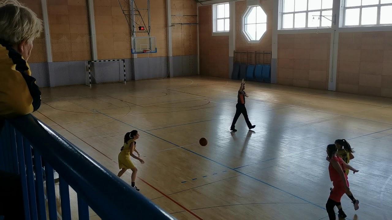 PH u košarci U15 - regija jug - ŽKK Vodice - KK Otok