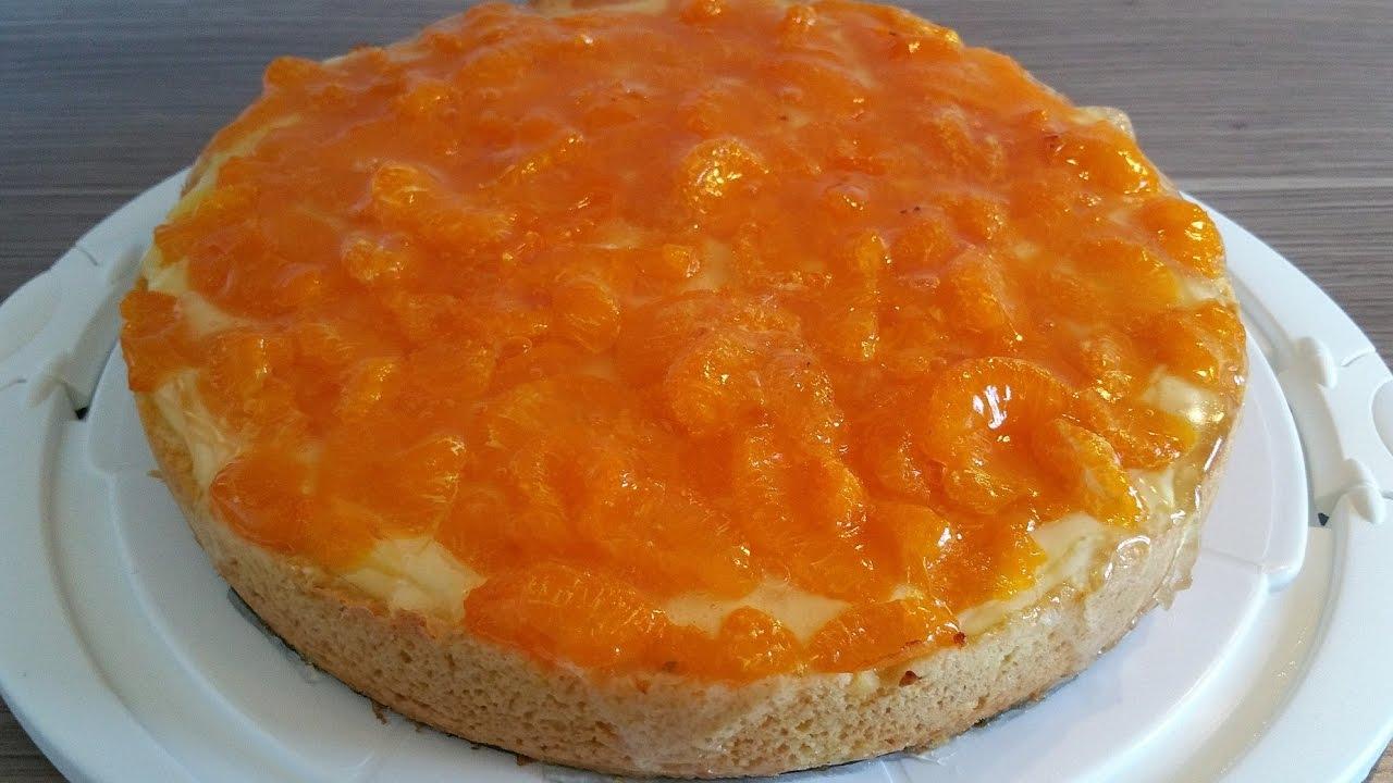 Mandarinen Schmand Kuchen Blech Thermomix Hausrezepte Von