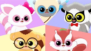 Юху и его друзья - Пикассо – Cоздание Гриники - Веселые мультфильмы для детей