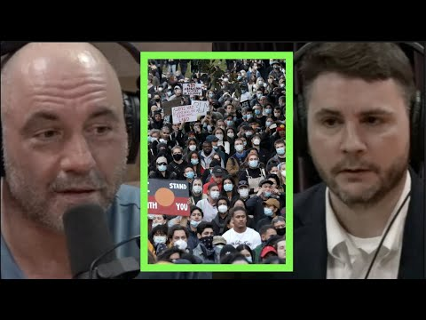 How Woke Language Radicalizes Far Left Activists w/James Lindsay | Joe Rogan