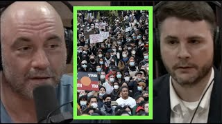 How Woke Language Radicalizes Far Left Activists w/James Lindsay | Joe Rogan