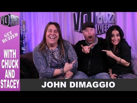 John DiMaggio PT1 - Voice of Bender on Futurama EP172