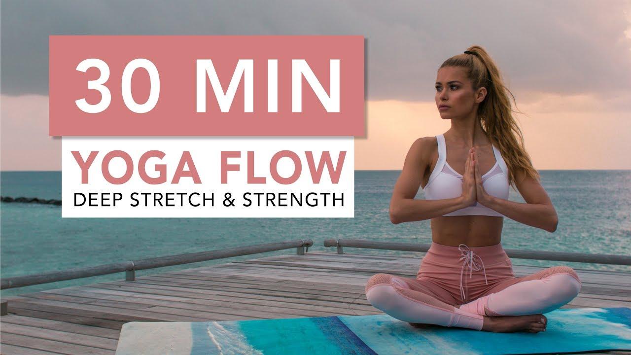 pamela reif yoga