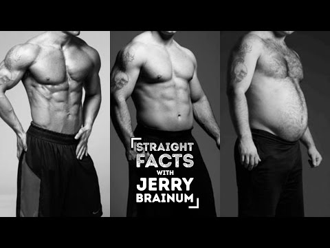 Do You Lose Muscle When You Get Off Steroids? | Straight Facts With Jerry Brainum