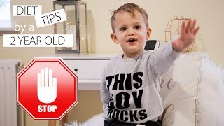 FUNNY BABY BOY DIET TIPS FROM A 2 YEAR OLD