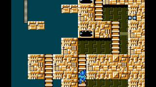 Mega Man 1 - Elec Man - TAS