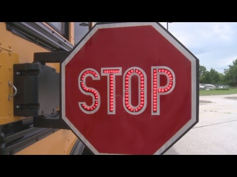 Drivers ignoring school bus stop signs could be penalized