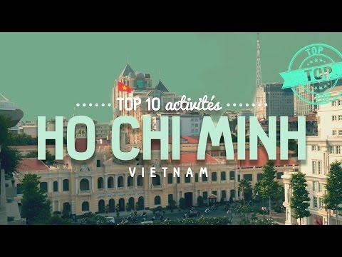 Que faire à HO CHI MINH (SAIGON)  🔎  TOP 10 des activités  [Vietnam]