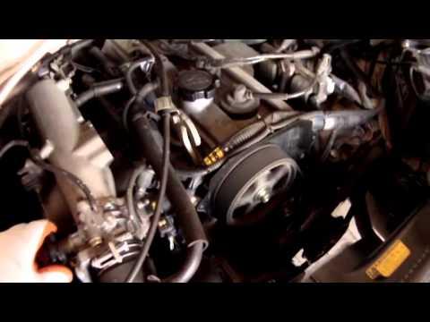 Шумная работа до ремонта Toyota Town Ace Noah 3S-FE / Bad Noise before renovation