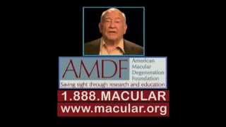 American Macular Degeneration Foundation's Public Service Announcement