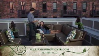 Williamsburg Wicker Patio Creating Favorite Indoor Outdoor Spaces For 29 Years All At Exceptional Prices